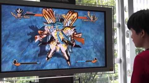 Hands-on Saint Seiya Soldiers' Soul (PS4) - Offscreen Audio