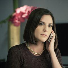 Karin en la serie brasileña de HBO <a href=
