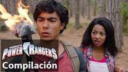 Power Rangers en Español Grandes momentos de Dino Charge