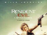 Resident Evil: Capítulo final