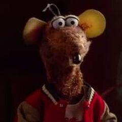 Rizzo, la rata también en la franquicia de <a href=