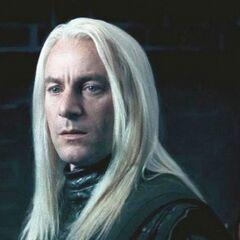 <b>Lucius Malfoy</b> en la últimas películas de la Saga <i><b><a href=