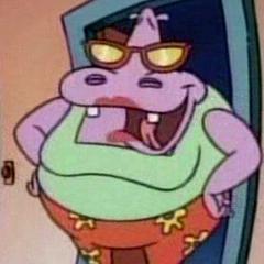 Gladys la Hipopótama (3ª voz) en <a href=