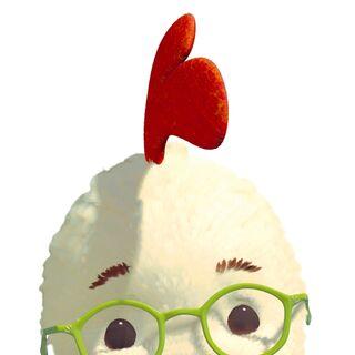 Chicken Little, el último trabajo que lo hizo famoso en el cine animado.