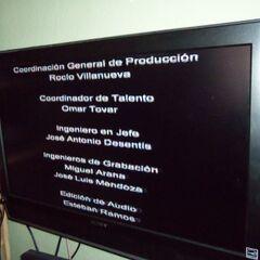 Créditos del Videocassette (4)