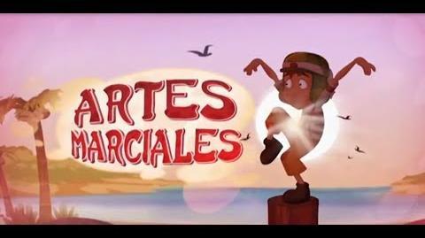 El Chavo Animado - 4x17 -Artes Marciales - Completo