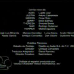 Créditos de doblaje (Temporada 4)