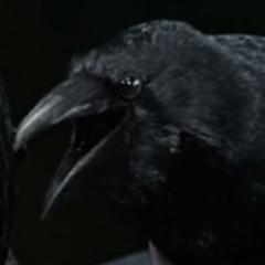 Benito el cuervo en <a href=