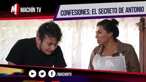 Confesiones El Secreto de Antonio ft Edgar Luna
