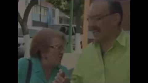 Evelyn Solares en la serie Que Madre tan Padre