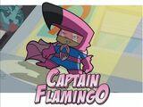 Capitán Flamingo