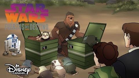 Festín Imperial Star Wars Fuerzas del Destino