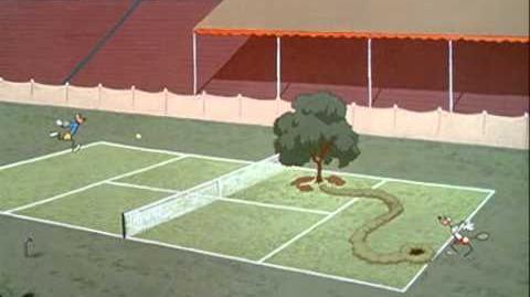 Goofy - Raquetas de Tennis
