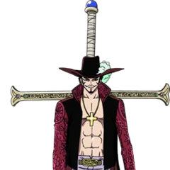Hawk-Eye Mihawk en <a href=