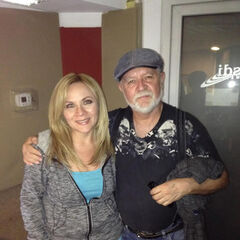 Maggie Vera y Eduardo Tejedo (Daddy McColt). (03/12/15)