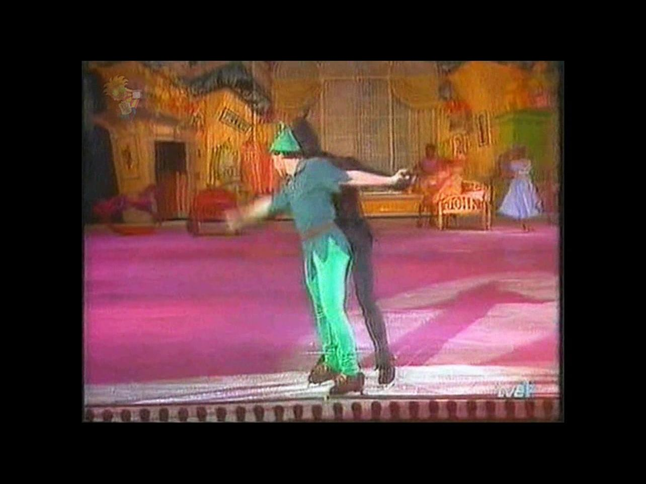 Palau Sant Jordi - Walt Disney Peter Pan On Ice (1993)