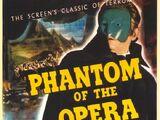 El Fantasma de la Ópera (1943)