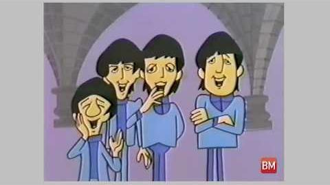 Que Desgracia!- Los Beatles Animados