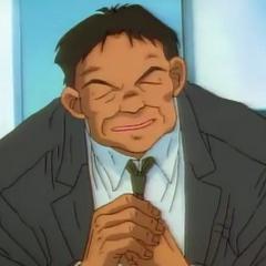 Detective Tokuno en <a href=