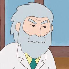 Gengoro Hiraga (Abuelo de Toshio) en <a href=