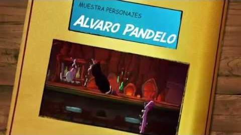 DEMO PERSONAJES - ALVARO PANDELO