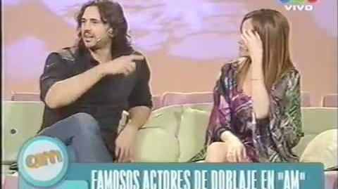 Entrevista en AM