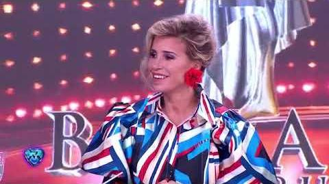 Heidy Viciedo en Showmatch - Marcelo Tinelli