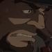 Hombre en la Tribuna 01 Megalo Box