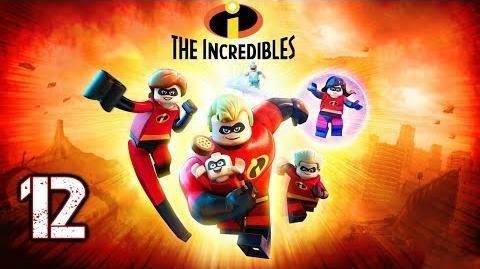 """LEGO LOS INCREÍBLES - GAMMEPLAY EN ESPAÑOL (LATINO) - EPISODIO 12 """"LA BATALLA FINAL"""""""