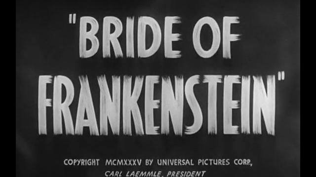 La novia de Frankenstein (1935) (Español Latino)