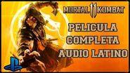 Mortal Kombat 11 Película Completa en Español Latino All Cutscenes 1080P