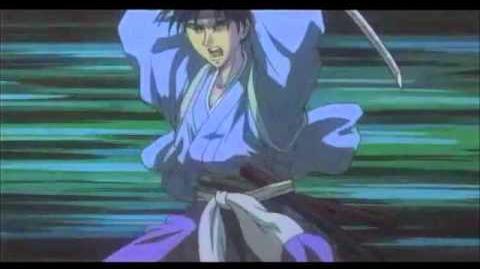 Samurai x (Rurouni Kenshin) La pelicula- latino parte 3