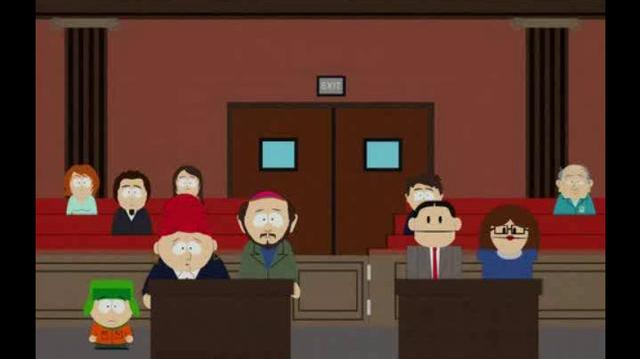 South Park T7 Doblaje original