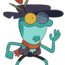 Wally-Amphibia