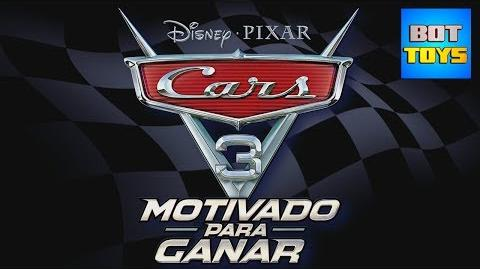 Cars 3 Motivado Para Ganar 5 (PS4 PS3 Nintendo Switch Wii U Xbox One Xbox 360)