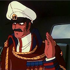 Capitán Henry J. Global en <a href=