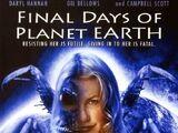 Los últimos días del planeta Tierra