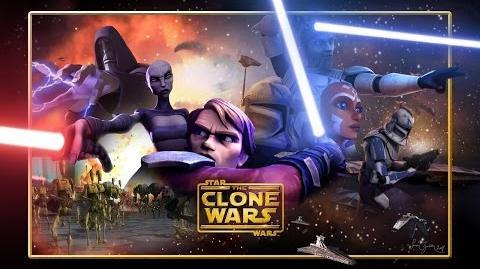 Trailer 2 en Latino de Star Wars- The Clone Wars (2008)