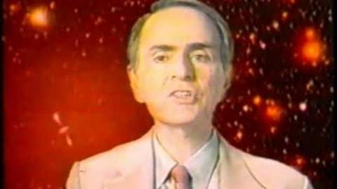 CARL SAGAN - COSMOS 00 - Introducción Por Carl Sagan (Español Latino) HQ