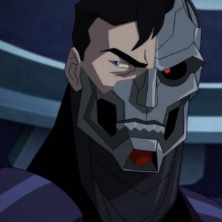 Hank Henshaw / Cyborg Superman en el <a href=