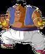 Dragon Ball Z Punter by tekilazo