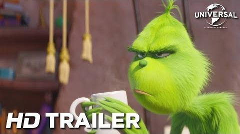 El Grinch (2018) Tráiler Oficial Doblado (Universal Pictures) HD