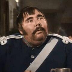 Sargento García en <a href=