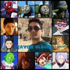 Homenaje de Javier Olguín