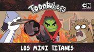 LA BATALLA FINAL CONTRA EL IMPERIO DE CHICOS BESTIA ToonTubers Cartoon Network