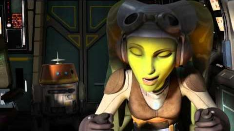 Anexo:Cortos y especiales de Star Wars Rebels