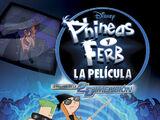 Phineas y Ferb la película: A través de la segunda dimensión
