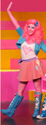Pinky Pie(human) mlp