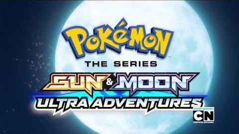 Pokemon Sol Y Luna- La Serie Pokémon Sol y Luna Ultra Aventuras - Opening Latino