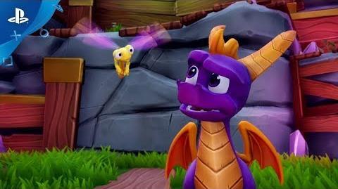 Spyro Reignited Trilogy - Tráiler de lanzamiento en Español Latino PS4